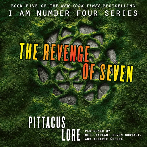 The Revenge of Seven, Pittacus Lore