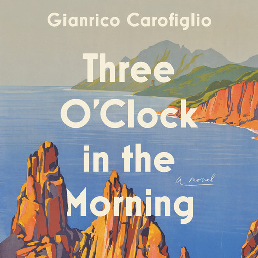 Three O'Clock in the Morning, Gianrico Carofiglio
