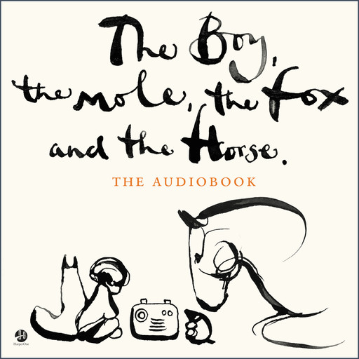 The Boy, the Mole, the Fox and the Horse, Charlie Mackesy