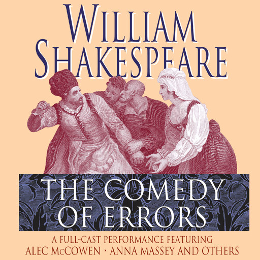 The Comedy of Errors, William Shakespeare