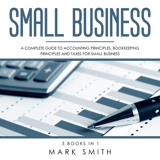 Small Business: A Complete Guide to Accounting Principles, Bookkeeping Principles and Taxes for Small Business, Mark Smith