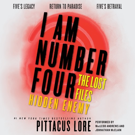 I Am Number Four: The Lost Files: Hidden Enemy, Pittacus Lore