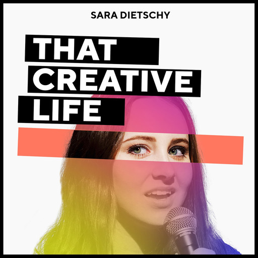 Roberto Blake - Making Income as a Creative (EASY $130K in a Year) and the Future of TikTok Stars, Sara Dietschy, roberto blake
