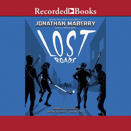 Lost Roads, Jonathan Maberry