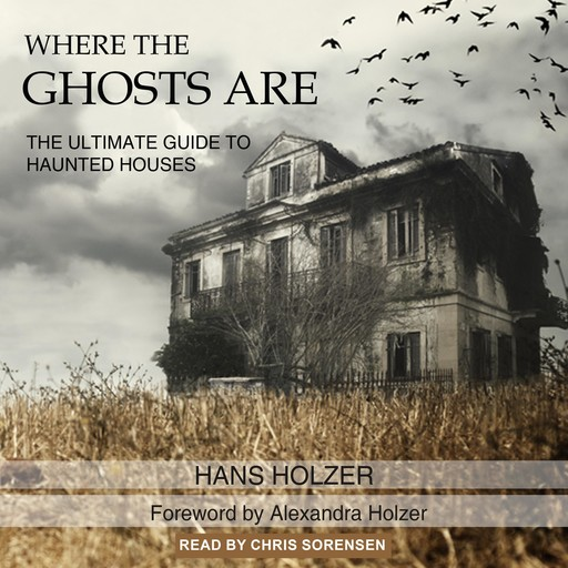 Where the Ghosts Are, Hans Holzer