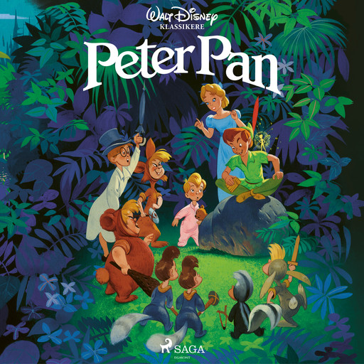 Walt Disneys klassikere - Peter Pan, - Disney