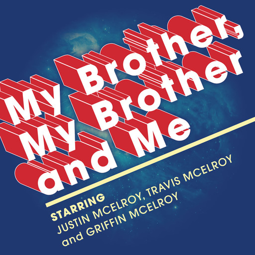 MBMBaM 498: Single Sleeved Sweater, Griffin McElroy, Travis McElroy, Justin McElroy