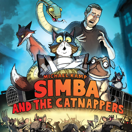 Simba and the Catnappers, Michael Kamp