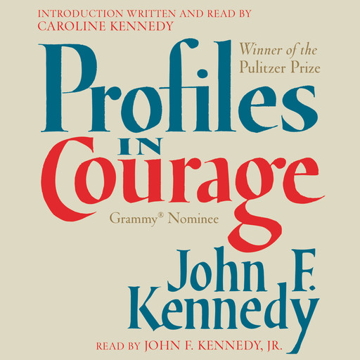 Profiles in Courage, John F.Kennedy