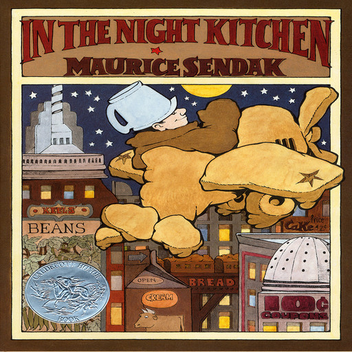 In The Night Kitchen, Maurice Sendak