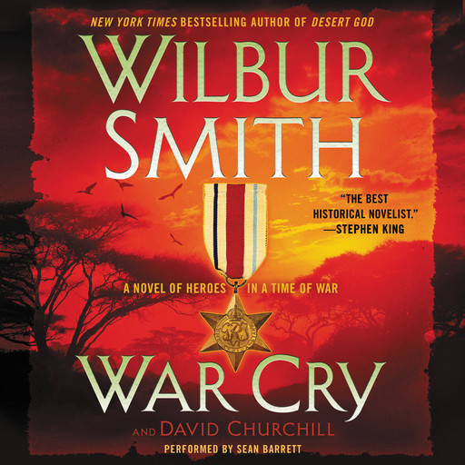 War Cry, Wilbur Smith, David Churchill