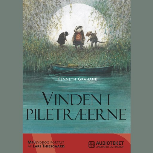 Vinden i piletræerne, Kenneth Grahame