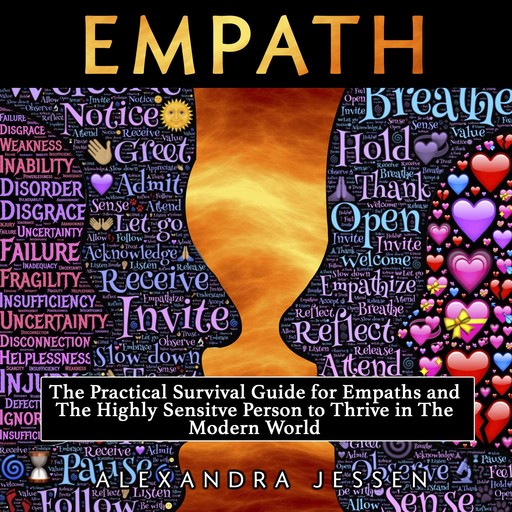 Empath: The Practical Survival Guide For Empaths And The Highly Sensitive Person To Thrive In The Modern World, Alexandra Jessen