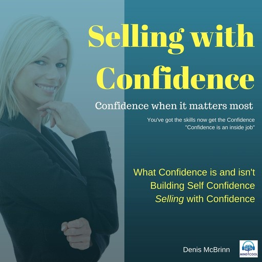 Selling with Confidence, Denis McBrinn