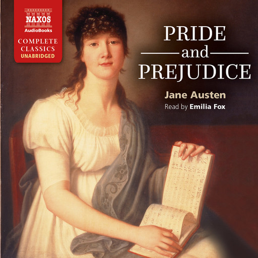Pride and Prejudice (unabridged), Jane Austen