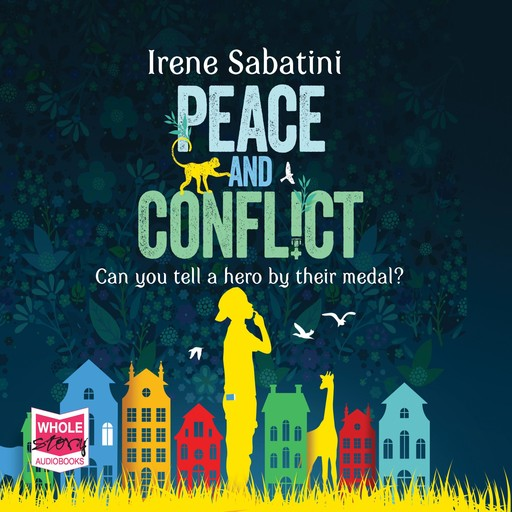 Peace and Conflict, Irene Sabatini