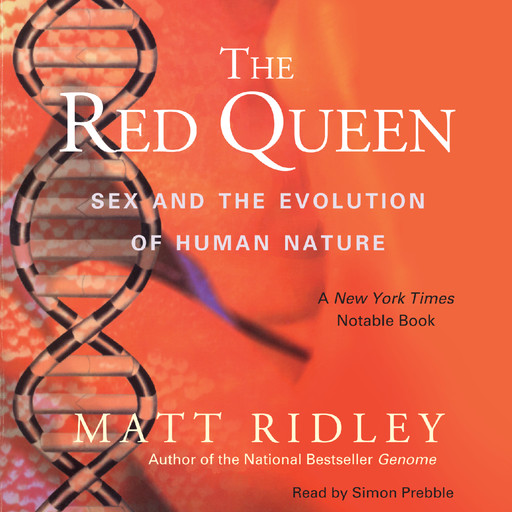 The Red Queen, Matt Ridley