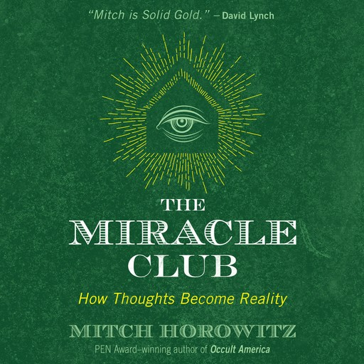 The Miracle Club, Mitch Horowitz