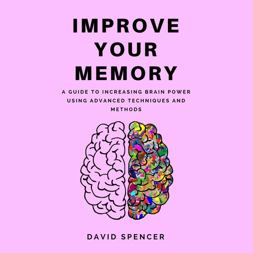 Improve Your Memory: A Guide to Increasing Brain Power Using Advanced Techniques and Methods, David Spencer