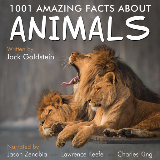 1001 Amazing Facts about Animals, Jack Goldstein