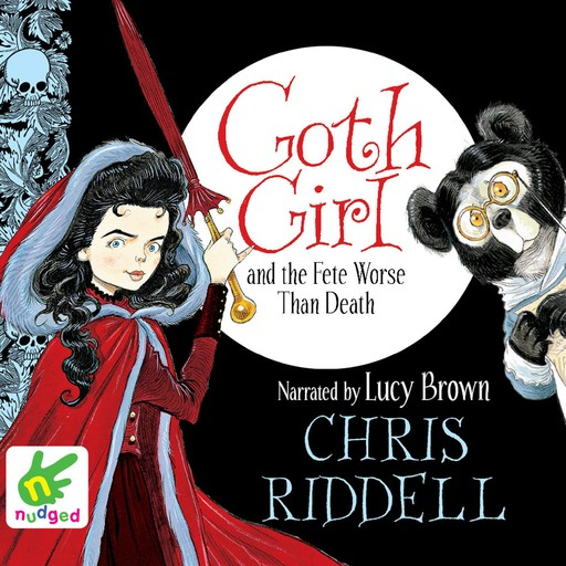 Goth Girl and the Fete Worse than Death, Chris Riddell