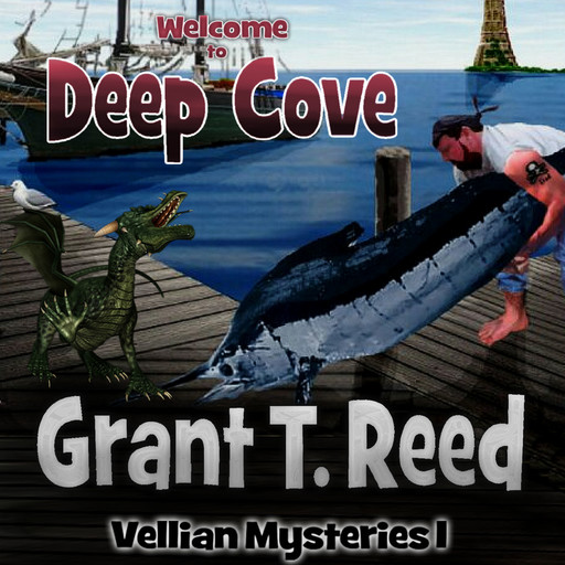 Welcome to Deep Cove, Reed Grant