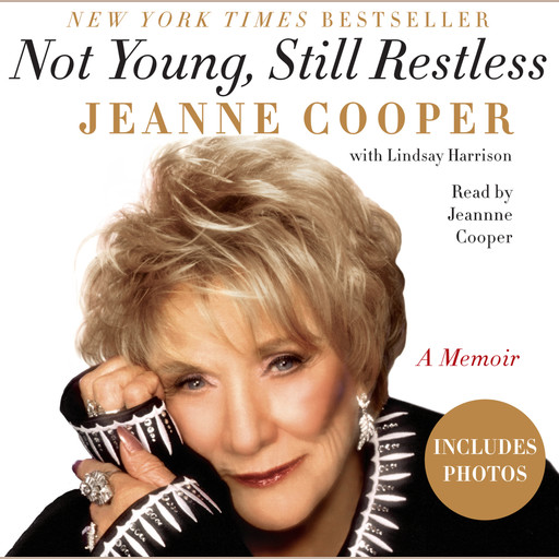 Not Young, Still Restless, Jeanne Cooper