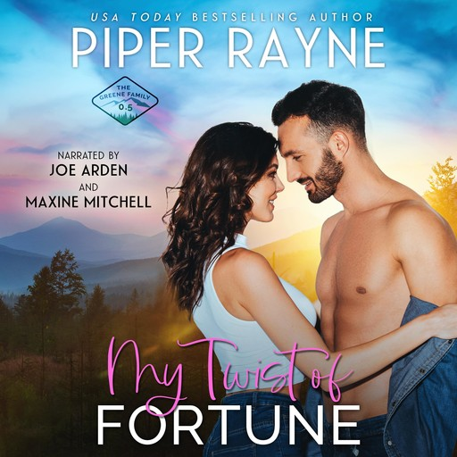 My Twist of Fortune, Piper Rayne