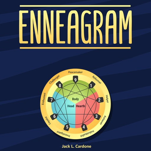 Enneagram: A Complete Guide to Test and Discover 9 Personality Types, Develop Healthy Relationships, Grow Your Self-Awareness, Jack L. Cardone