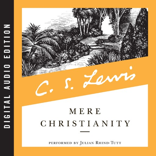 Mere Christianity, Clive Staples Lewis