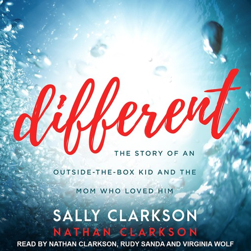 Different, Sally Clarkson, Nathan Clarkson