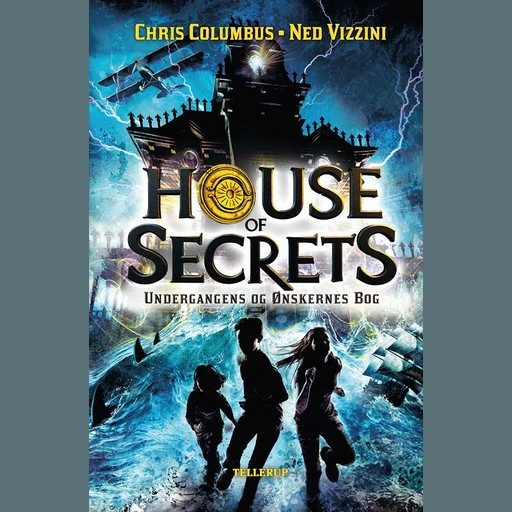 House of Secrets #1: Undergangens og Ønskernes Bog, Ned Vizzini, Chris Columbus