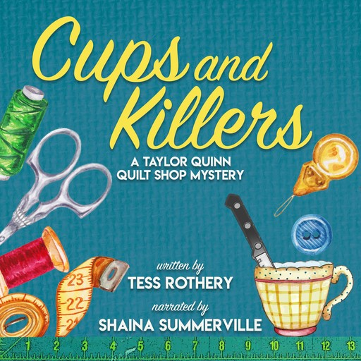 Cups and Killers, Tess Rothery