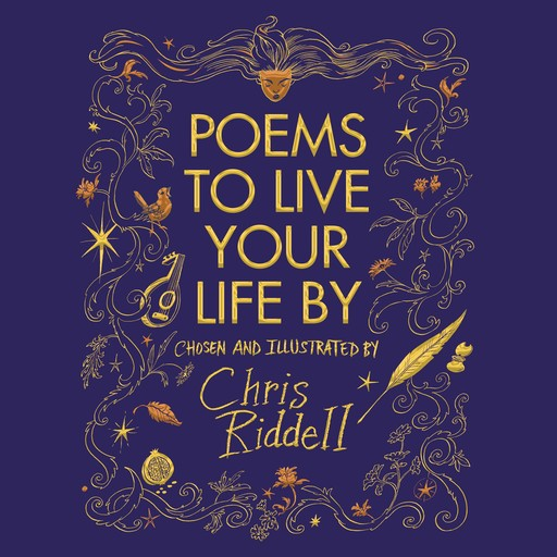 Poems to Live Your Life By, Chris Riddell