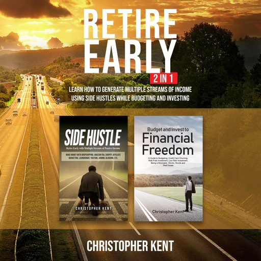Retire Early – 2 in 1, Christopher Kent
