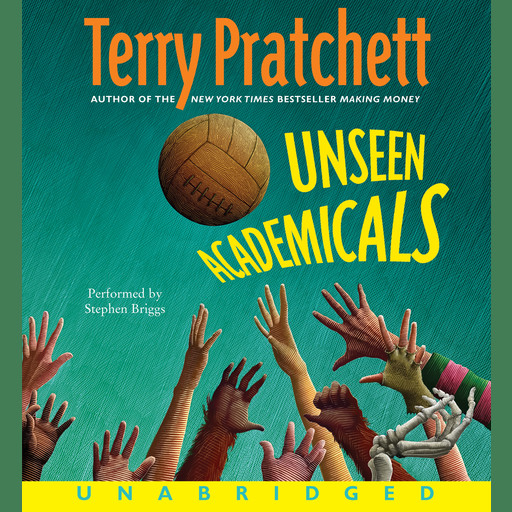 Unseen Academicals, Terry David John Pratchett