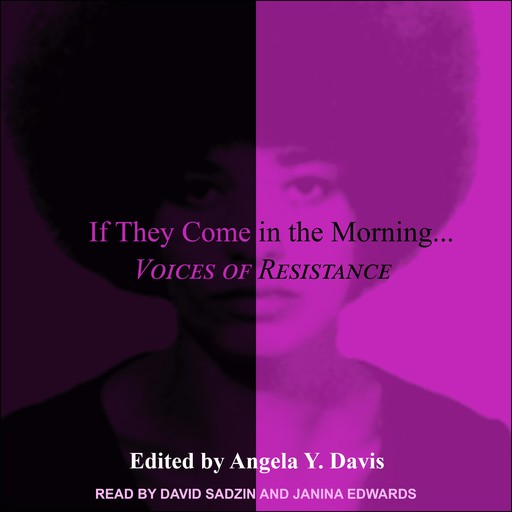If They Come in the Morning..., Angela Davis