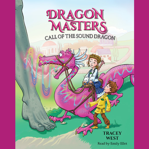 Call of the Sound Dragon: A Branches Book (Dragon Masters #16) (Unabridged edition), Tracey West