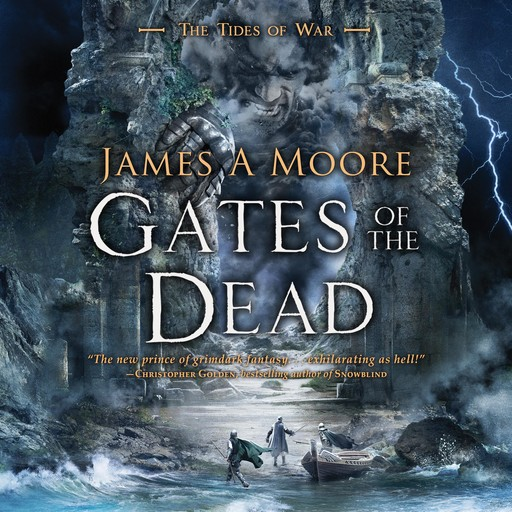Gates of the Dead, James Moore