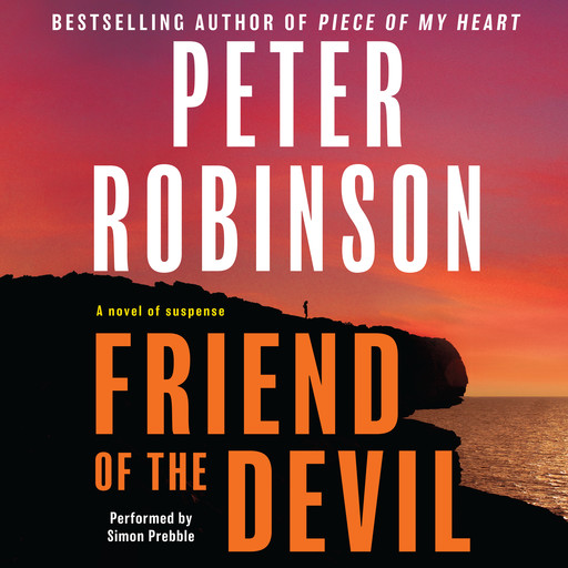 Friend of the Devil Unabridged, Peter Robinson