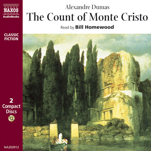 Count of Monte Cristo, The (abridged), Alexander Dumas