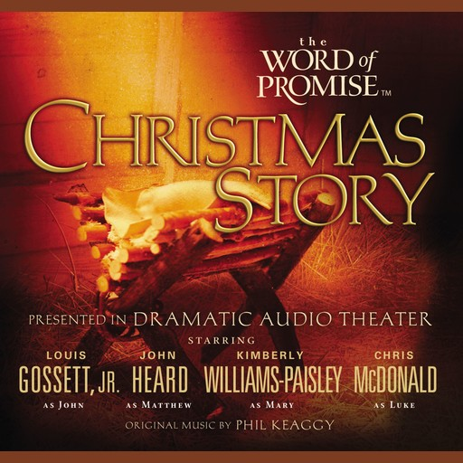 The Word of Promise Audio Bible - New King James Version, NKJV: The Christmas Story, Thomas Nelson