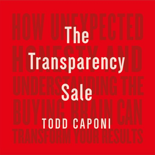The Transparency Sale, Todd Caponi