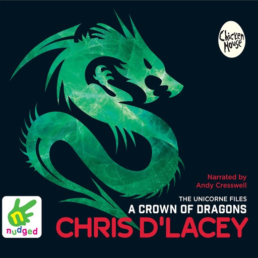 A Crown Of Dragons, Chris d'Lacey
