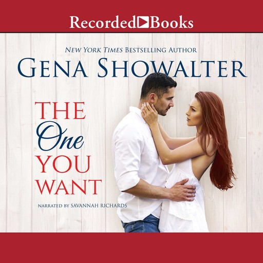 The One You Want, Gena Showalter
