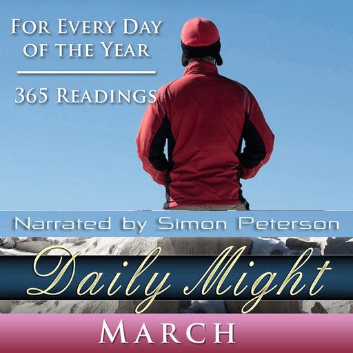 Daily Might: March, Simon Peterson