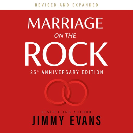 Marriage on the Rock: 25th Anniversary Edition, Jimmy Evans