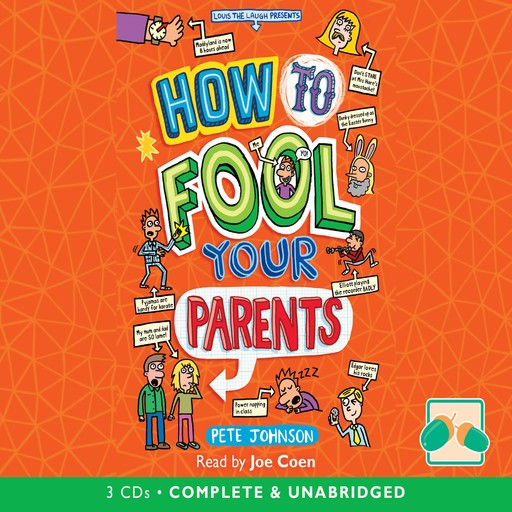 How To Fool Your Parents, Pete Johnson