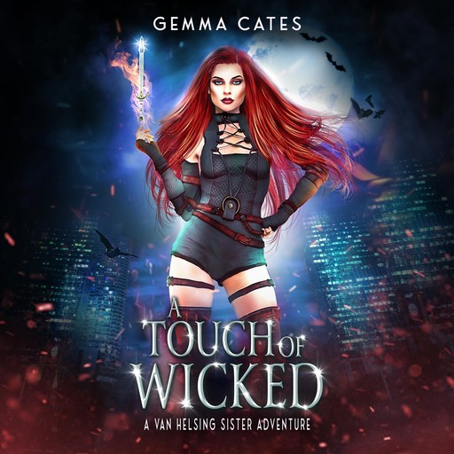 A Touch of Wicked, Gemma Cates