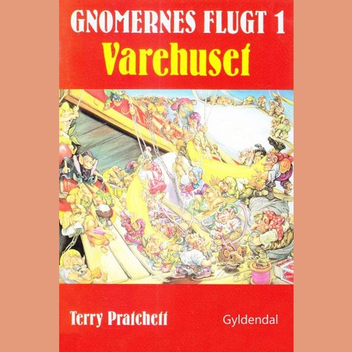 Varehuset, Terry Pratchett